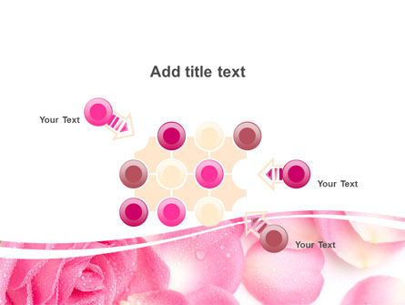 Rose Petal PowerPoint Template Slide 10