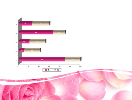 Rose Petal PowerPoint Template Slide 11