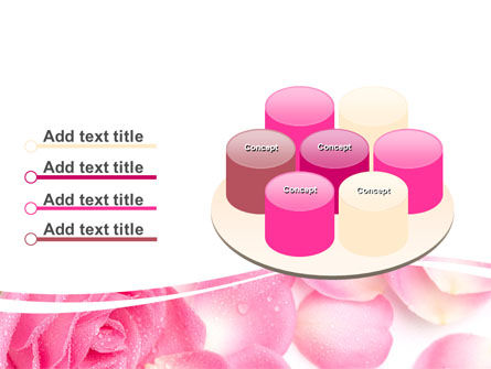 Rose Petal PowerPoint Template Slide 12
