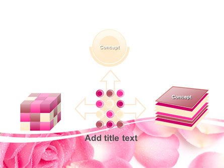 Rose Petal PowerPoint Template Slide 19