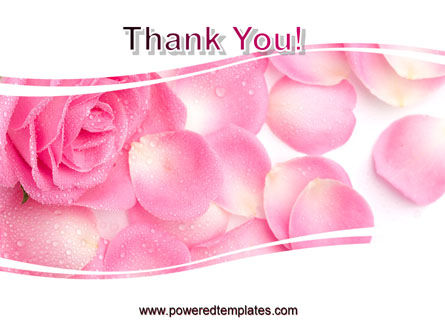 Rose Petal PowerPoint Template Slide 20