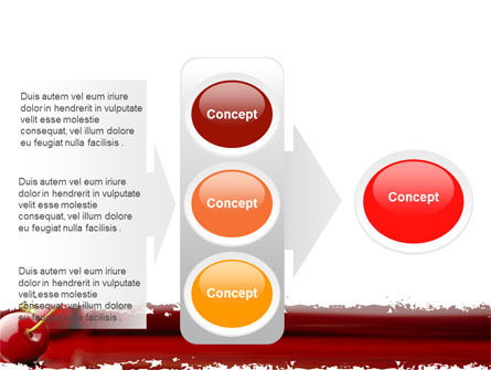 Cherry PowerPoint Template Slide 11