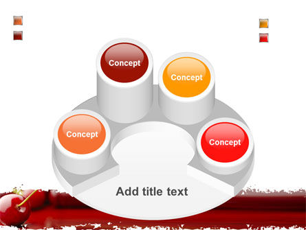 Cherry PowerPoint Template Slide 12