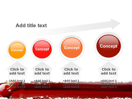 Cherry PowerPoint Template Slide 13