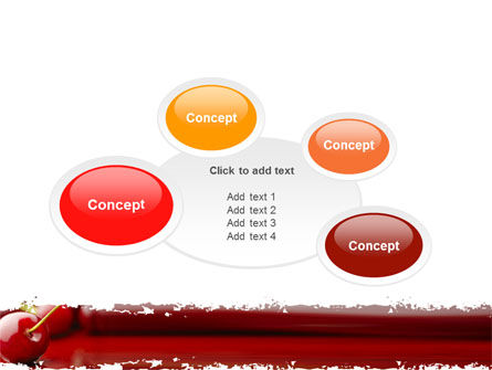 Cherry PowerPoint Template Slide 16