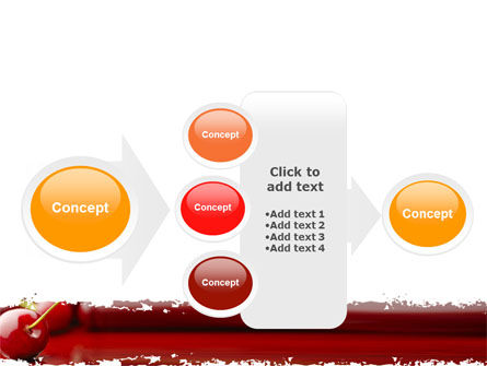 Cherry PowerPoint Template Slide 17