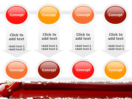Cherry PowerPoint Template Slide 18