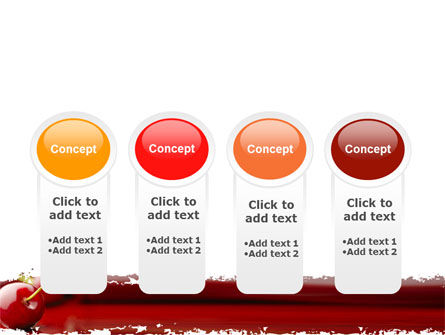 Cherry PowerPoint Template Slide 5