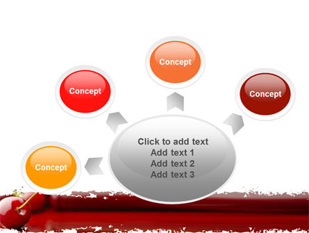 Cherry PowerPoint Template Slide 7