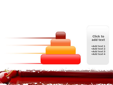 Cherry PowerPoint Template Slide 8