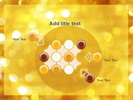 Yellow PowerPoint Template Slide 10
