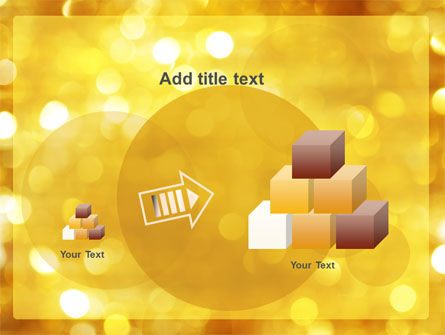 Yellow PowerPoint Template Slide 13