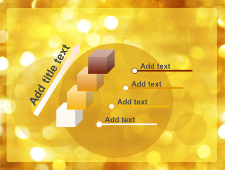 Yellow PowerPoint Template Slide 14