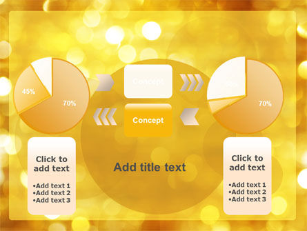 Yellow PowerPoint Template Slide 16