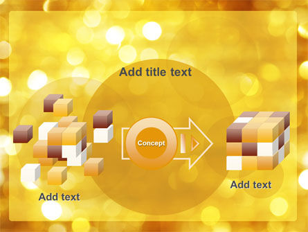 Yellow PowerPoint Template Slide 17