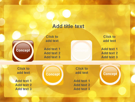 Yellow PowerPoint Template Slide 18