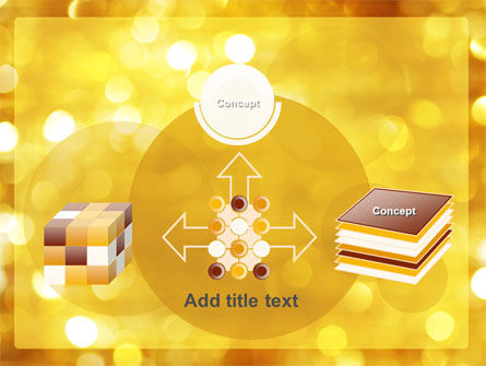 Yellow PowerPoint Template Slide 19