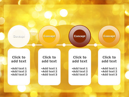 Yellow PowerPoint Template Slide 5