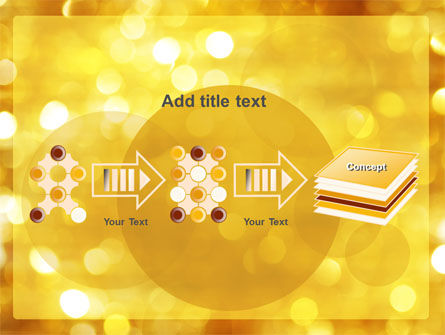Yellow PowerPoint Template Slide 9