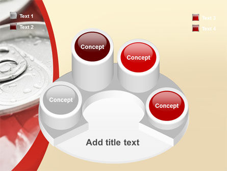 Soda Cans PowerPoint Template Slide 12