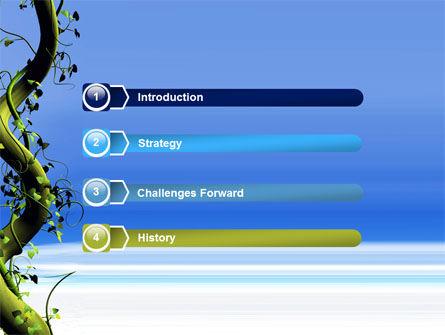 Loach Free PowerPoint Template, Slide 3, 06004, Nature & Environment — PoweredTemplate.com