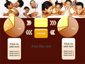 Happy Family Portrait PowerPoint Template#16