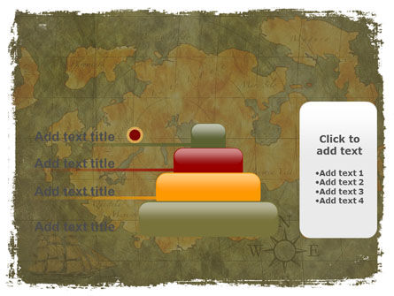 Ancient Map PowerPoint Template Slide 8