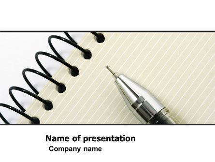 Planning PowerPoint Template, 06010, Business — PoweredTemplate.com