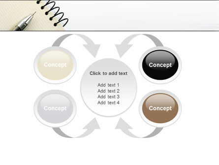 Planning PowerPoint Template Slide 6