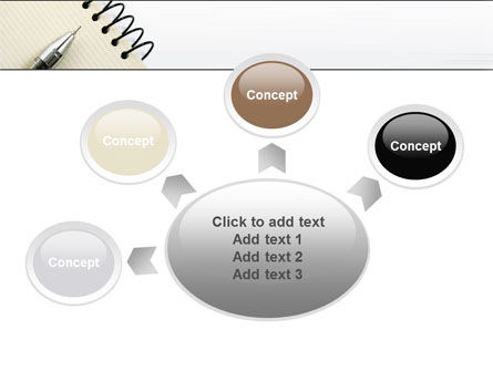 Planning PowerPoint Template Slide 7