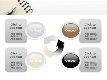 Planning PowerPoint Template Slide 9