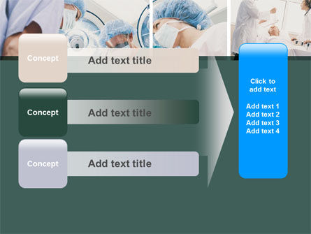 Surgery Room PowerPoint Template Slide 12