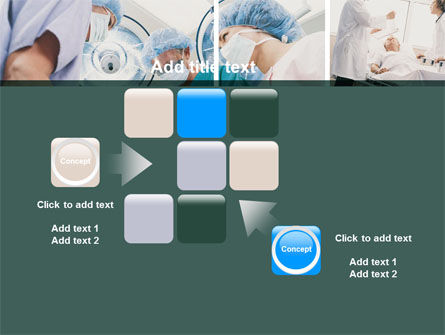 Surgery Room PowerPoint Template Slide 16