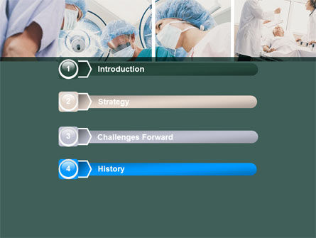 Surgery Room PowerPoint Template, Slide 3, 06011, Medical — PoweredTemplate.com