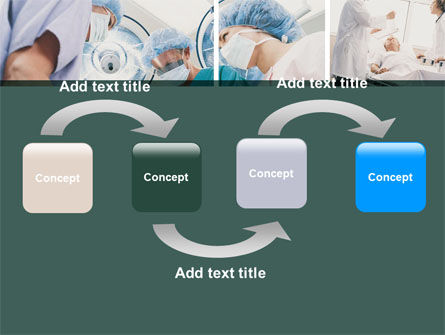 Surgery Room PowerPoint Template, Slide 4, 06011, Medical — PoweredTemplate.com