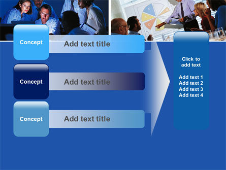Group of Constructors PowerPoint Template Slide 12