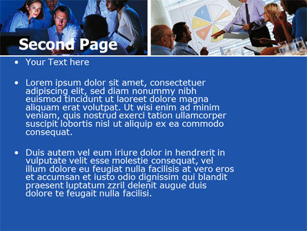 Group of Constructors PowerPoint Template Slide 2