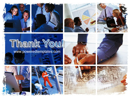 Group of Constructors PowerPoint Template Slide 20