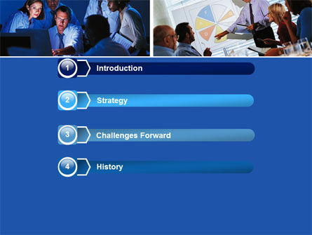 Group of Constructors PowerPoint Template Slide 3