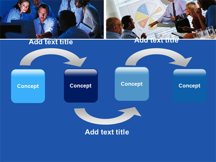 Group of Constructors PowerPoint Template Slide 4