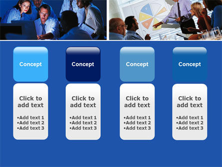 Group of Constructors PowerPoint Template Slide 5