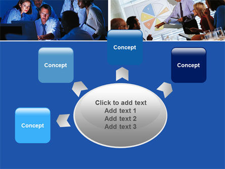 Group of Constructors PowerPoint Template Slide 7