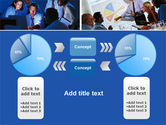 Group of Constructors PowerPoint Template#11