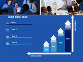 Group of Constructors PowerPoint Template#8