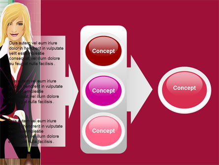 Haute Couture PowerPoint Template Slide 11