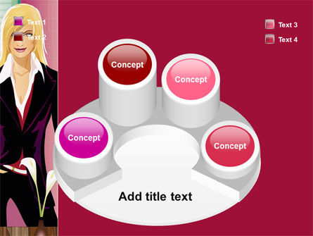 Haute Couture PowerPoint Template Slide 12
