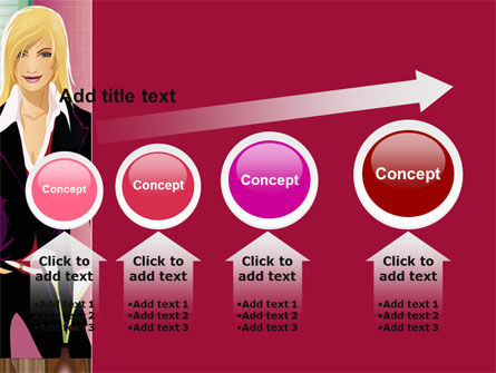 Haute Couture PowerPoint Template Slide 13