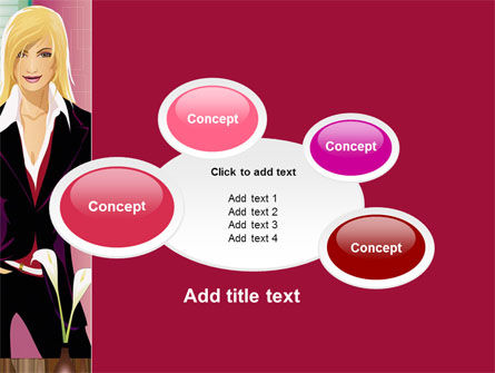 Haute Couture PowerPoint Template Slide 16