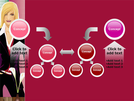 Haute Couture PowerPoint Template Slide 19