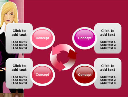 Haute Couture PowerPoint Template Slide 9